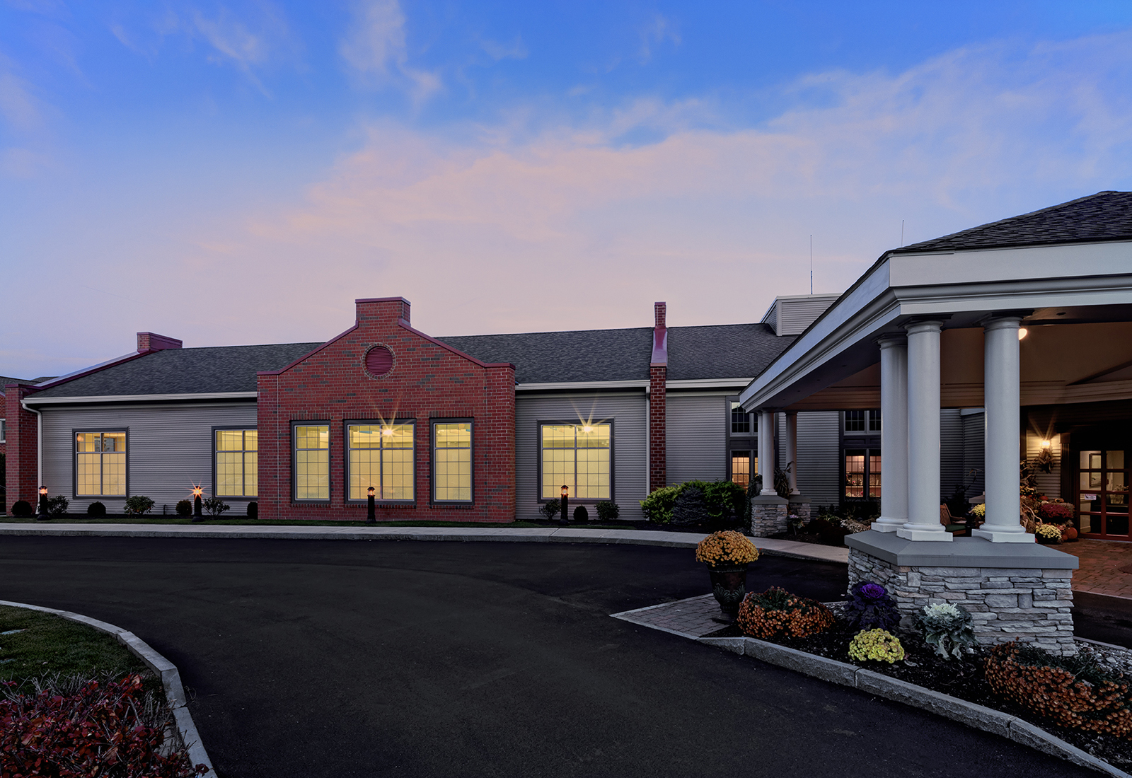 Beverwyck Retirement Community Constructor Project