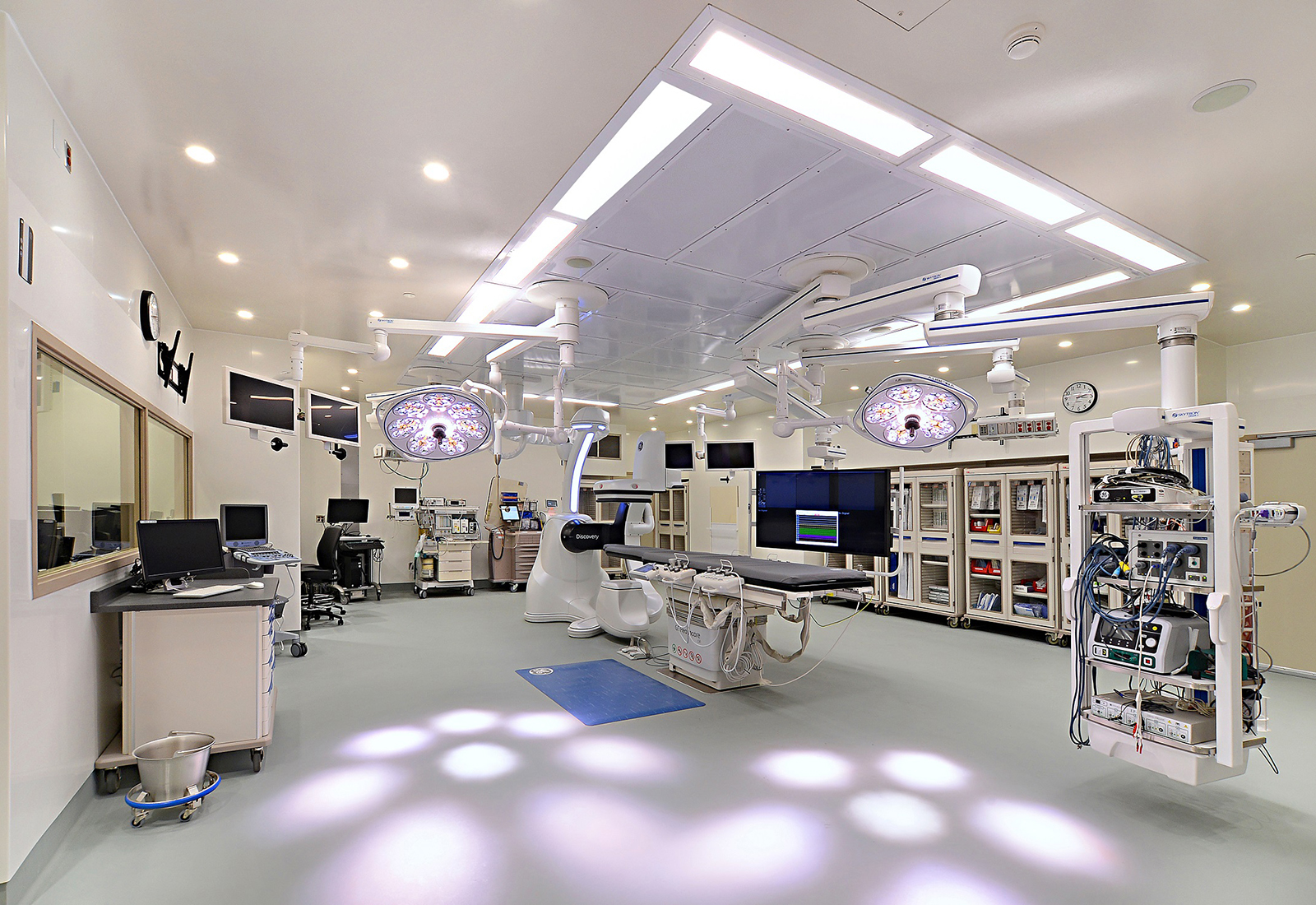 Ellis Medicine - A2 Center for Surgical and Interventional Medicine Constructor Project