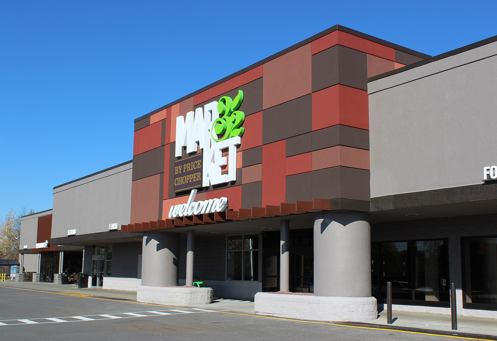 Price Chopper Market 32 East Greenbush Conversion Constructor Project