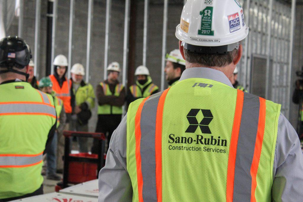 Sano Rubin Construction Safety Albany, NY