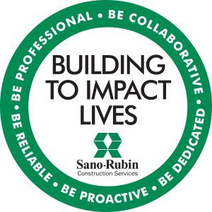 Building to impact lives